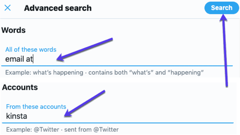 alt = ''Twitter advanced search tool to lookup email address by name '' ''